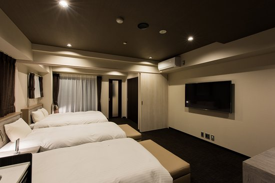 Inova Kanazawa Ekimae Hotel Suite: お部屋タイプ:スタンダードスイート