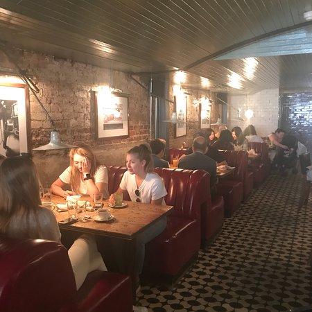 Bilde fra Electric Diner