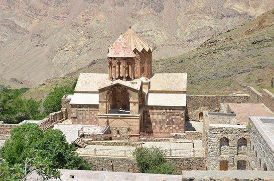 East Azerbaijan Province, Iran: Monastery of Saint Stepanos, Azarbayejan province, Iran
