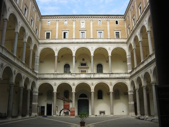 Palazzo della Cancelleria Resmi