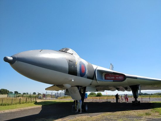 Solway Aviation Museum