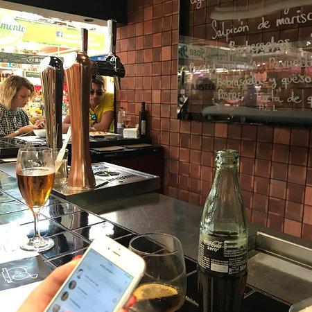 Bilde fra Central Bar