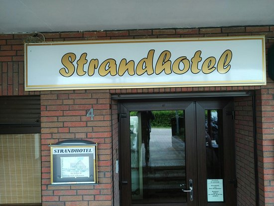 Neuharlingersiel Strandhotel