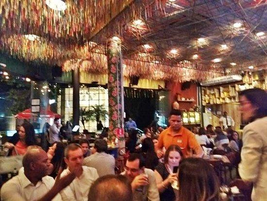 Tatu Bola Berrini: The locals drinking