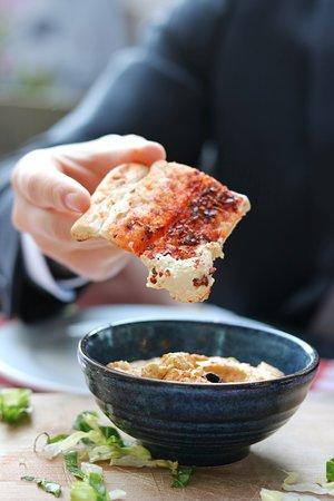 Lokma Turkish Grill & Bar: Hummus