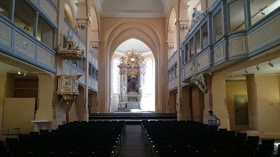 Konzert- und Tagungshalle Nikolaikirche