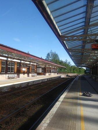 写真Gleneagles Railway Station枚