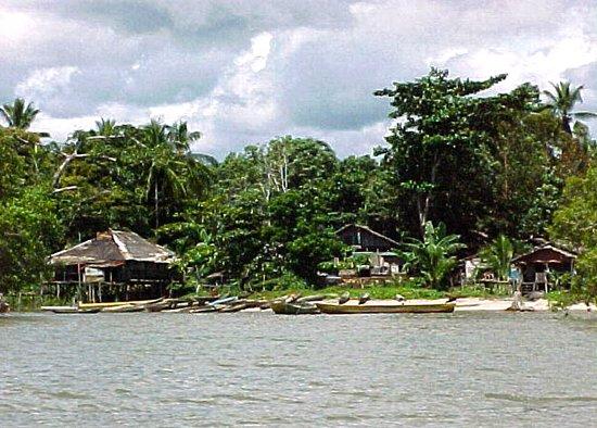 Coastal community of Onar, Papua, Indonesia