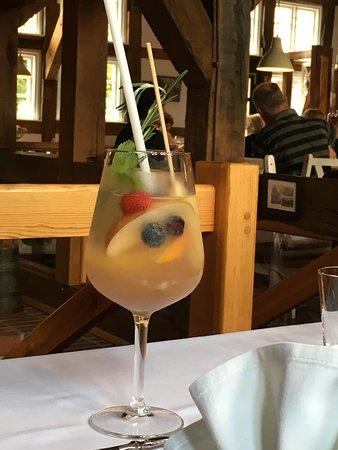 Stadtmühle Teterow: Gartensalat - Sommergetränk alkoholfrei