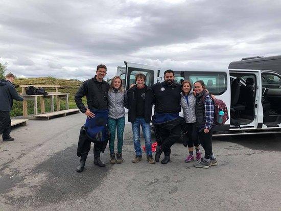 Iceland Adventure Tours: Snorkeling Silfra