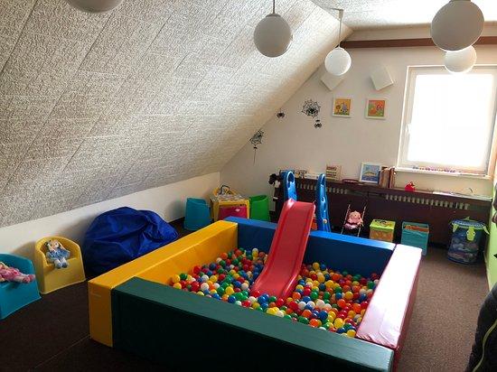 Hotel Cervenohorske sedlo: Detský koutek