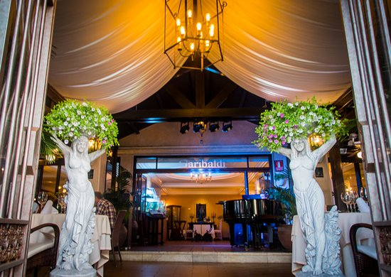 Garibaldi Restaurant: welcome