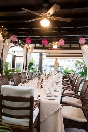 Garibaldi Restaurant: birthday celebraiting