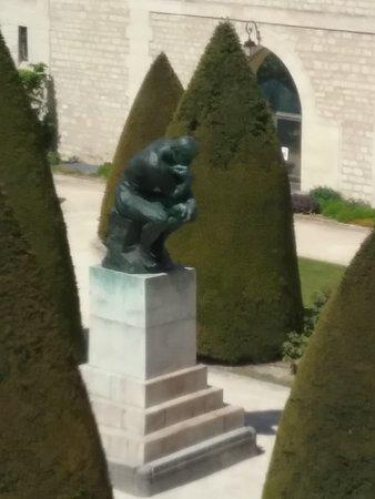 Musée Rodin: LE penseur