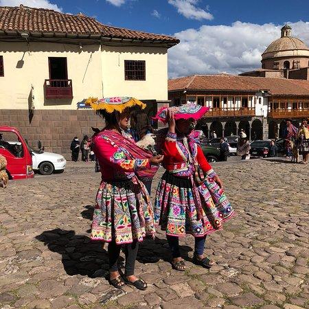 Cusco Plaza Saphi Foto