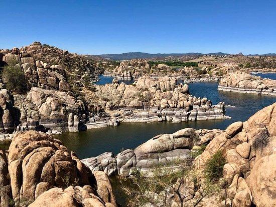 Watson Lake: Granite Dells