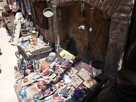 Kaleici: Stare Miasto - Lokalny kramik