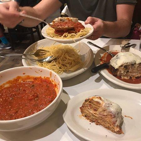 Carmine S Italian Restaurant Times Square Photo