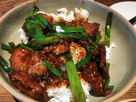 P.F. Chang's: Mongolian Beef