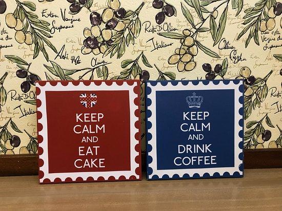 The Cafe Royale: Cafe Decor