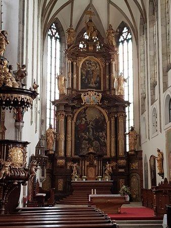 圣维塔大教堂照片