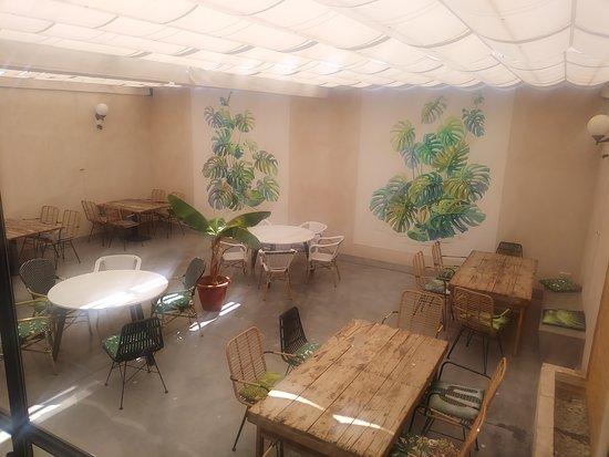 Casa Miguela: Patio exterior