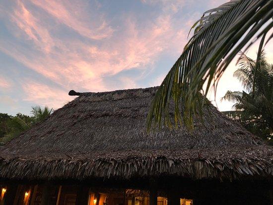 Oneta Resort: Main facility