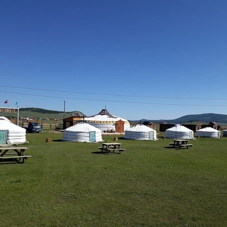 Mongol Ujin Tourist Camp: 2018