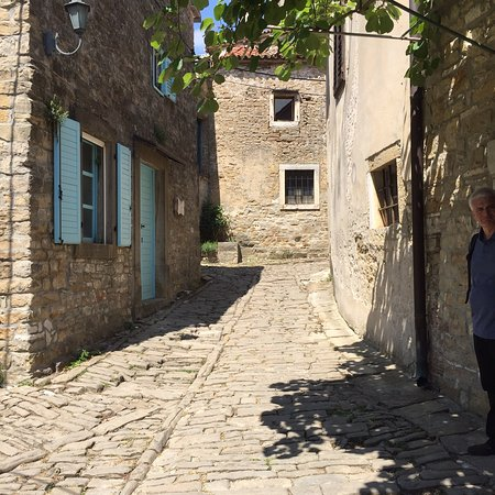 Valokuva: Groznjan Hilltop village of artists, Istria, Croatia