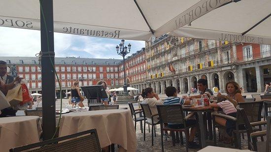 El Soportal: Plaza Mayor