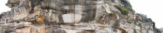 Бронте, Австралия: Nature's artwork