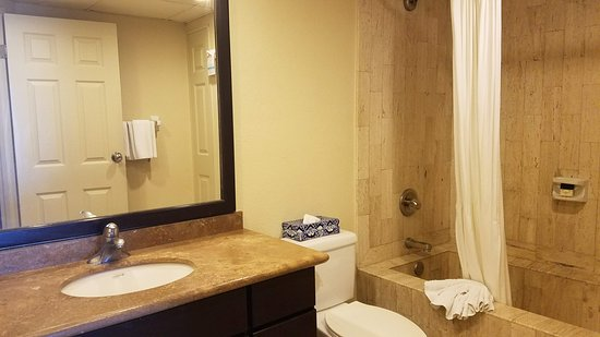 Villa del Palmar Beach Resort & Spa Los Cabos: studio unit bathroom