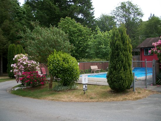 Entrance - Picture of The Creekside Campground and RV Park, Sechelt - Tripadvisor