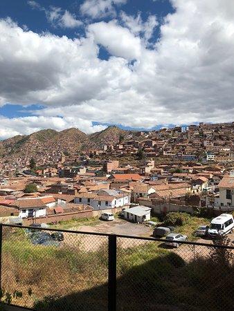 Hilton Garden Inn Cusco: 3rd floor room facing outside