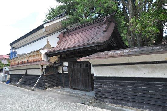 Bukeyashiki Takahashi Residence