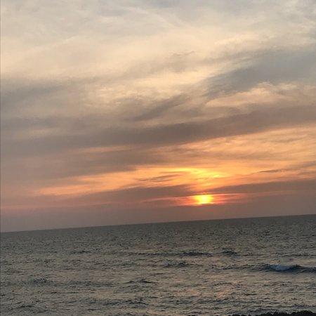 O melhor lugar pra ver o pôr do sol!!!