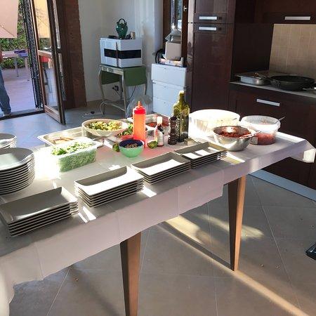 Questa sera catering dalla cucina di Lido #top ...