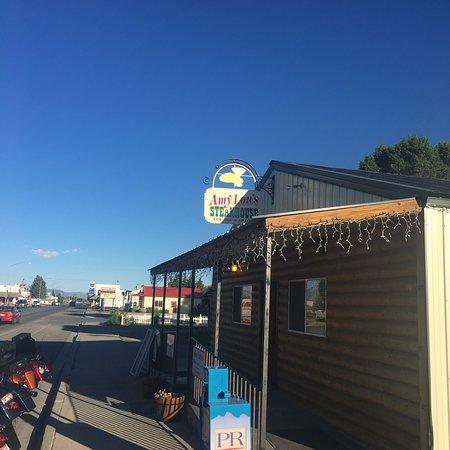 Mackay, ID: Amy Lou's Steakhouse