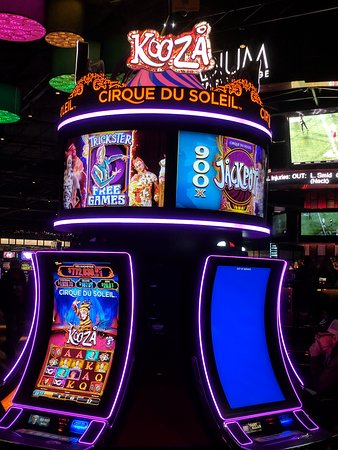 Winstar Casino Slot Machines