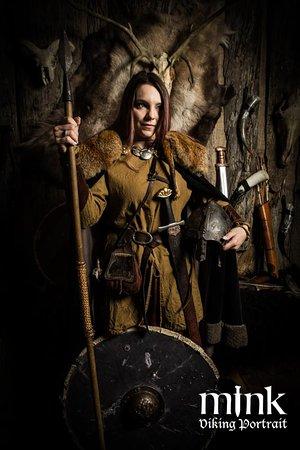 Mink Viking Portrait Studio: So much fun!
