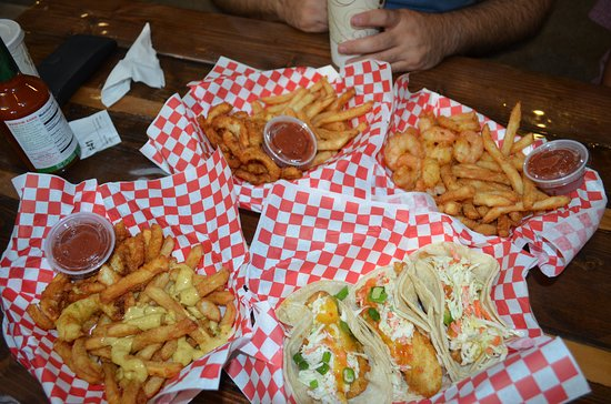 Maui Fish'n Chips: 4 Meals