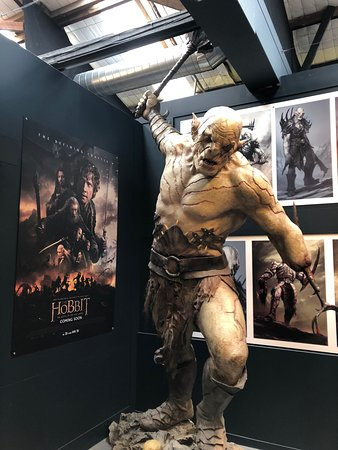 Wellington's Full Day Lord of the Rings Locations Tour including Lunch: Weta Workshop