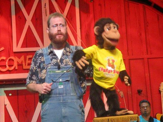 The Comedy Barn: Ventriloquist