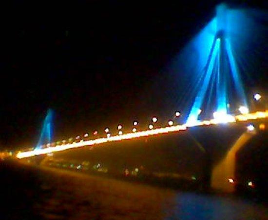 Rio-Antirrio Bridge (Charilaos Trikoupis): Γέφυρα Ρίο 6
