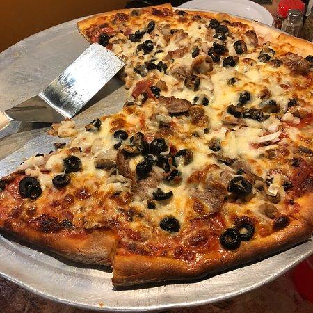 Bilde fra Vinny's N.Y. Pizza & Grill
