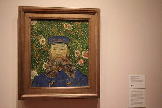 The Museum of Modern Art (MoMA): This Van Gogh is looking neglected