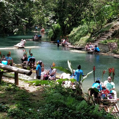 Major 1 Tours: Lethe bamboo river rafting and Limestone Massage