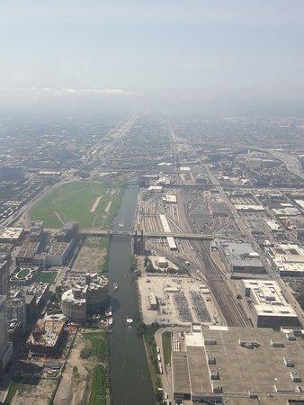 Уиллис-тауэр (Сирс-тауэр): Skydeck Chicago