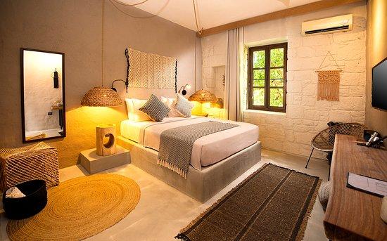 Gaia Hotel: Superior oda