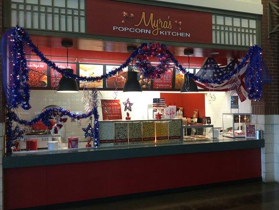 Myra's Popcorn Kitchen: July 4th!